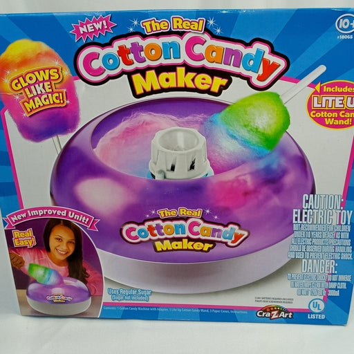 Cra- Z-Art The Real Cotton Candy a Marke