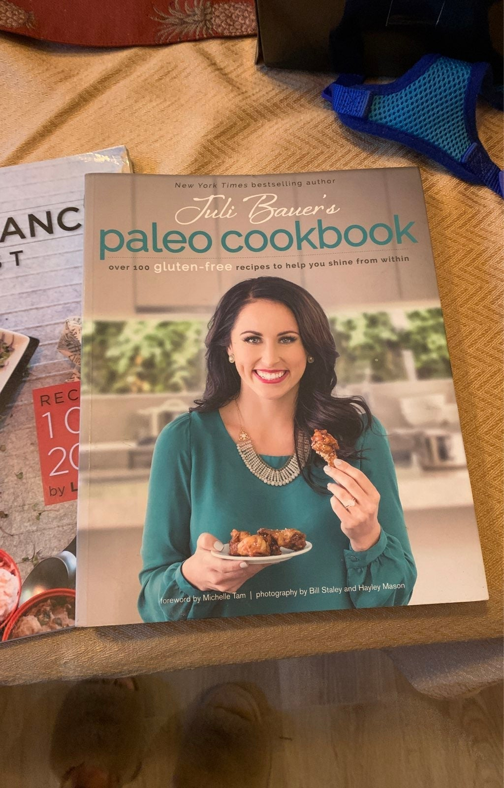 Paleo cook book and 2 others