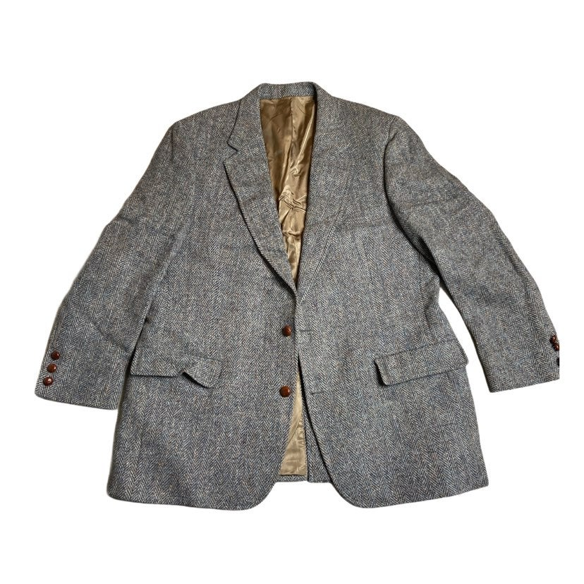 Club Room Harris Tweed Sport Blazer