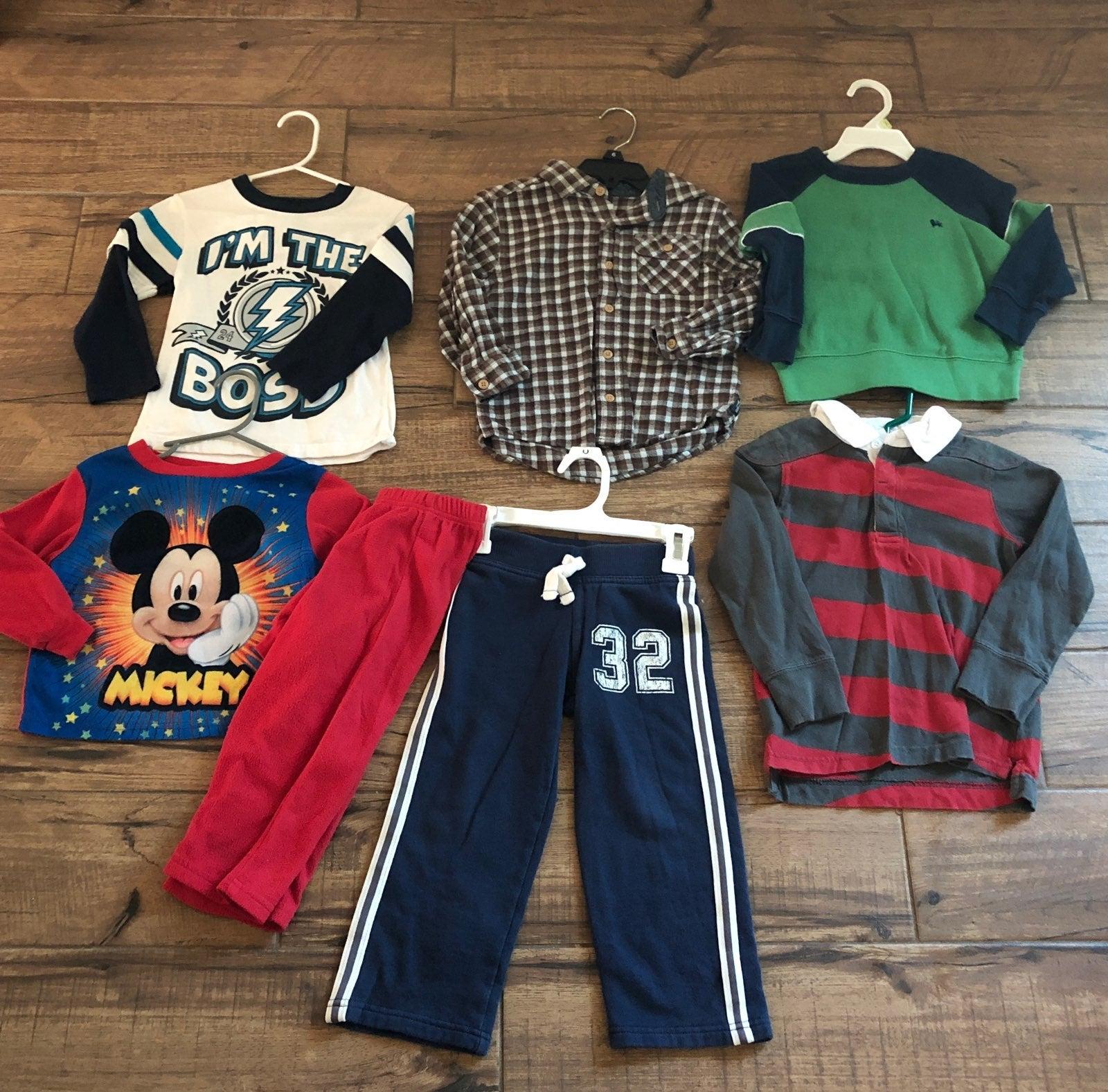 Boys Size 3T Clothing Lot