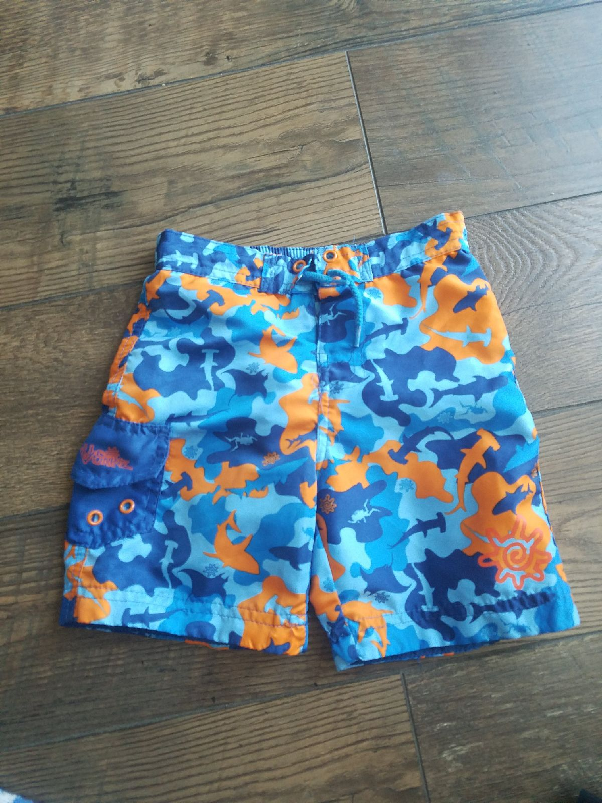 UV skinz boys swim trunks