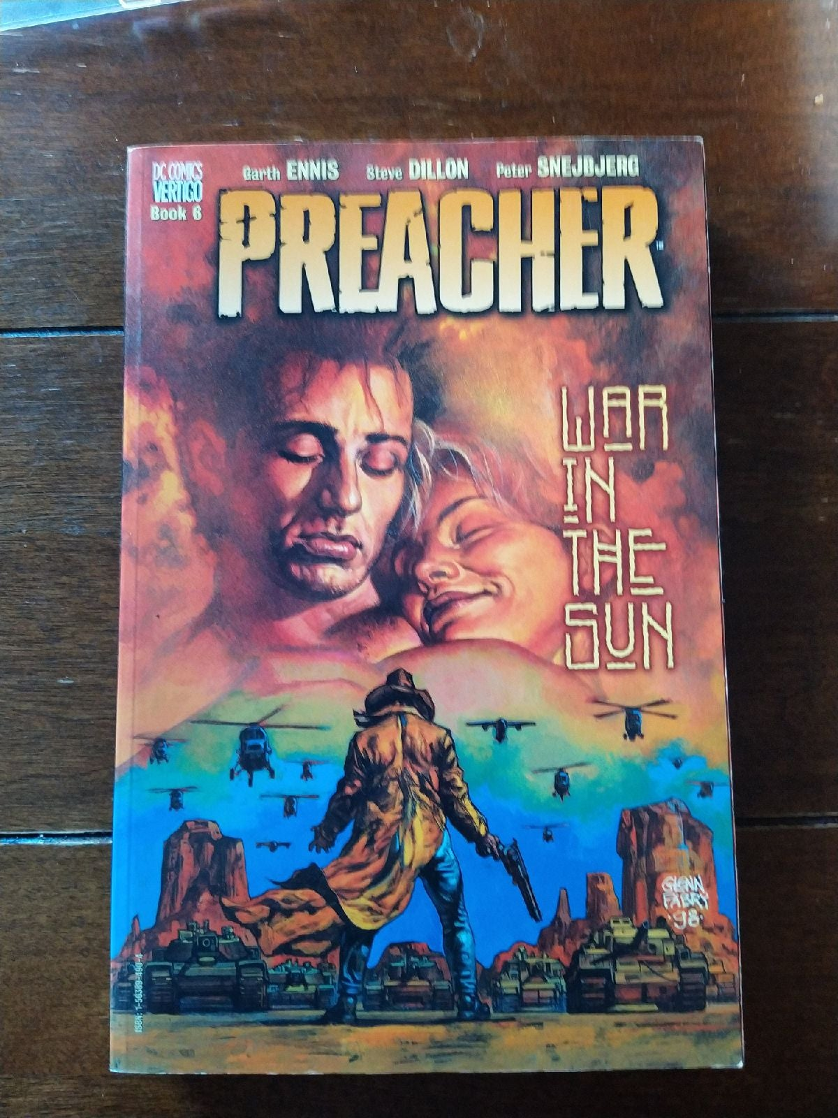 Preacher Book 6 (DC Comics /Vertigo) War