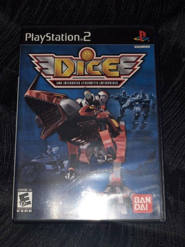 PS2 D.I.C.E. Game