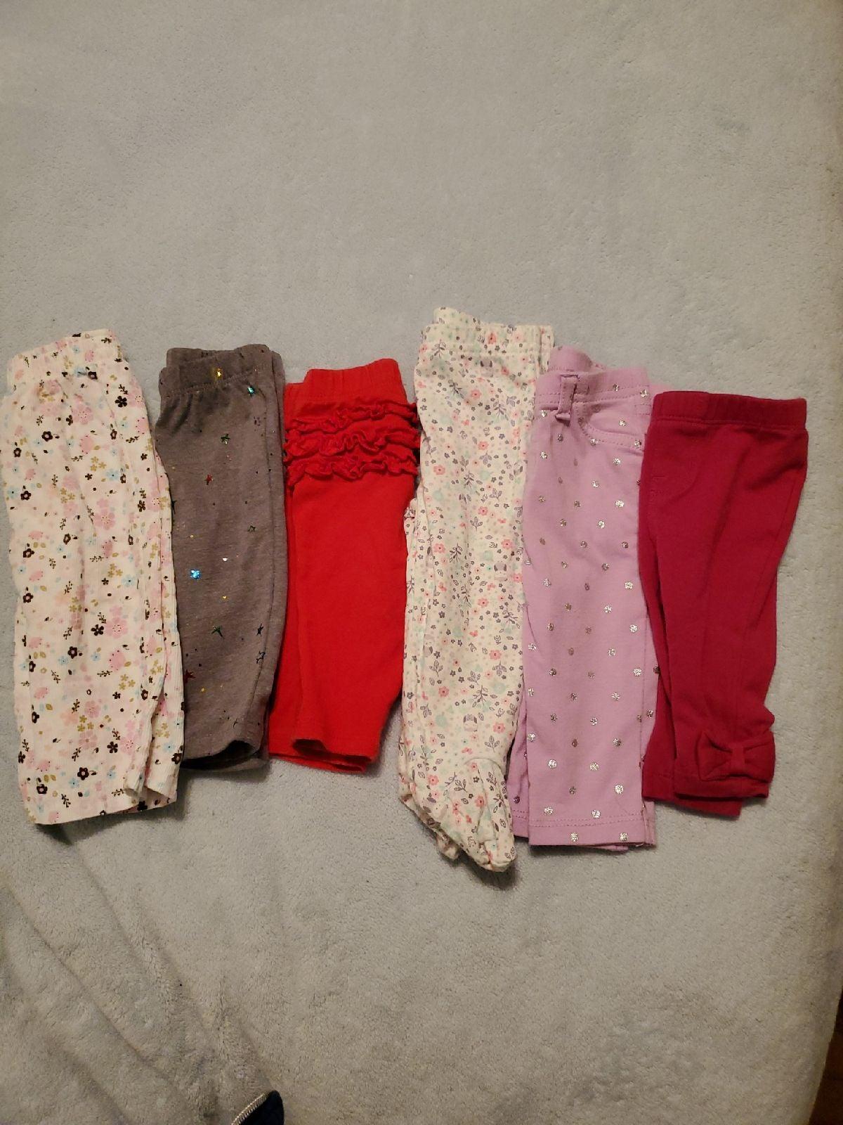 Baby girl pants 0-3
