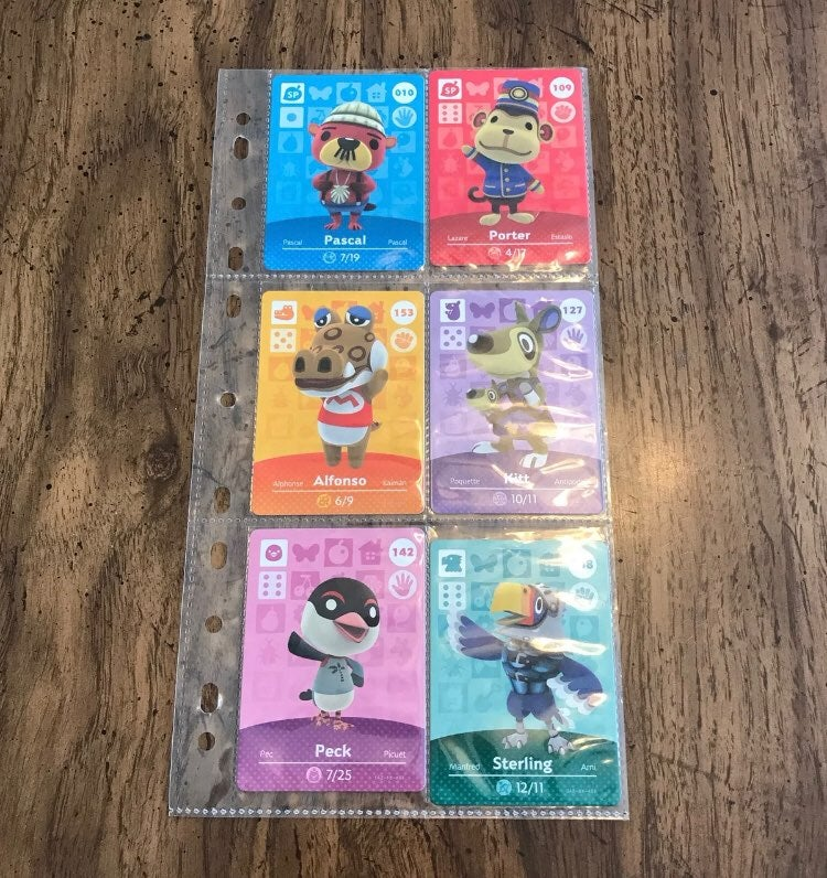 Animal Crossing Amiibo Cards (#2)