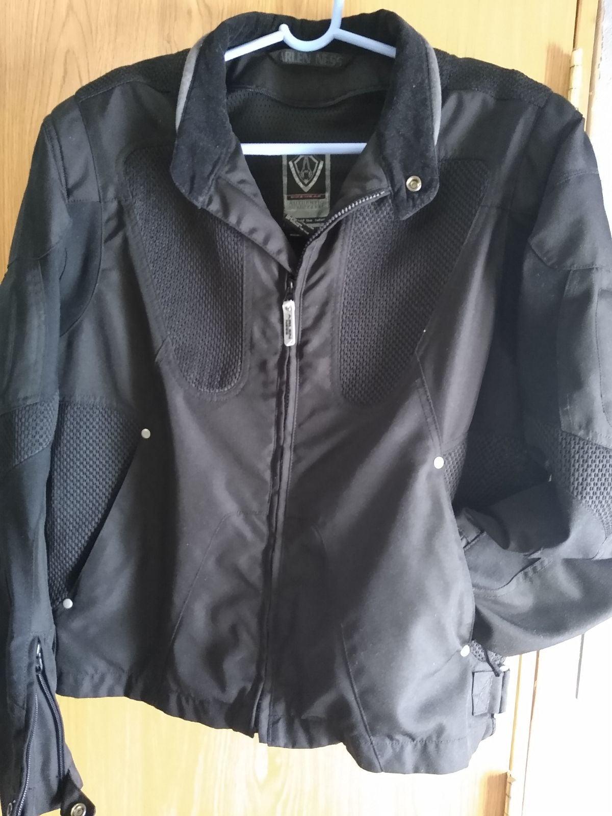 Men's Arlen Ness motorcycle jacket