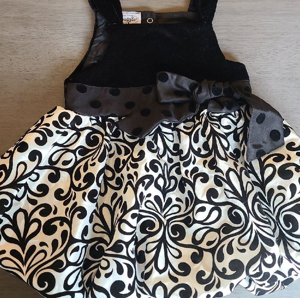 Baby Girls boutique dress