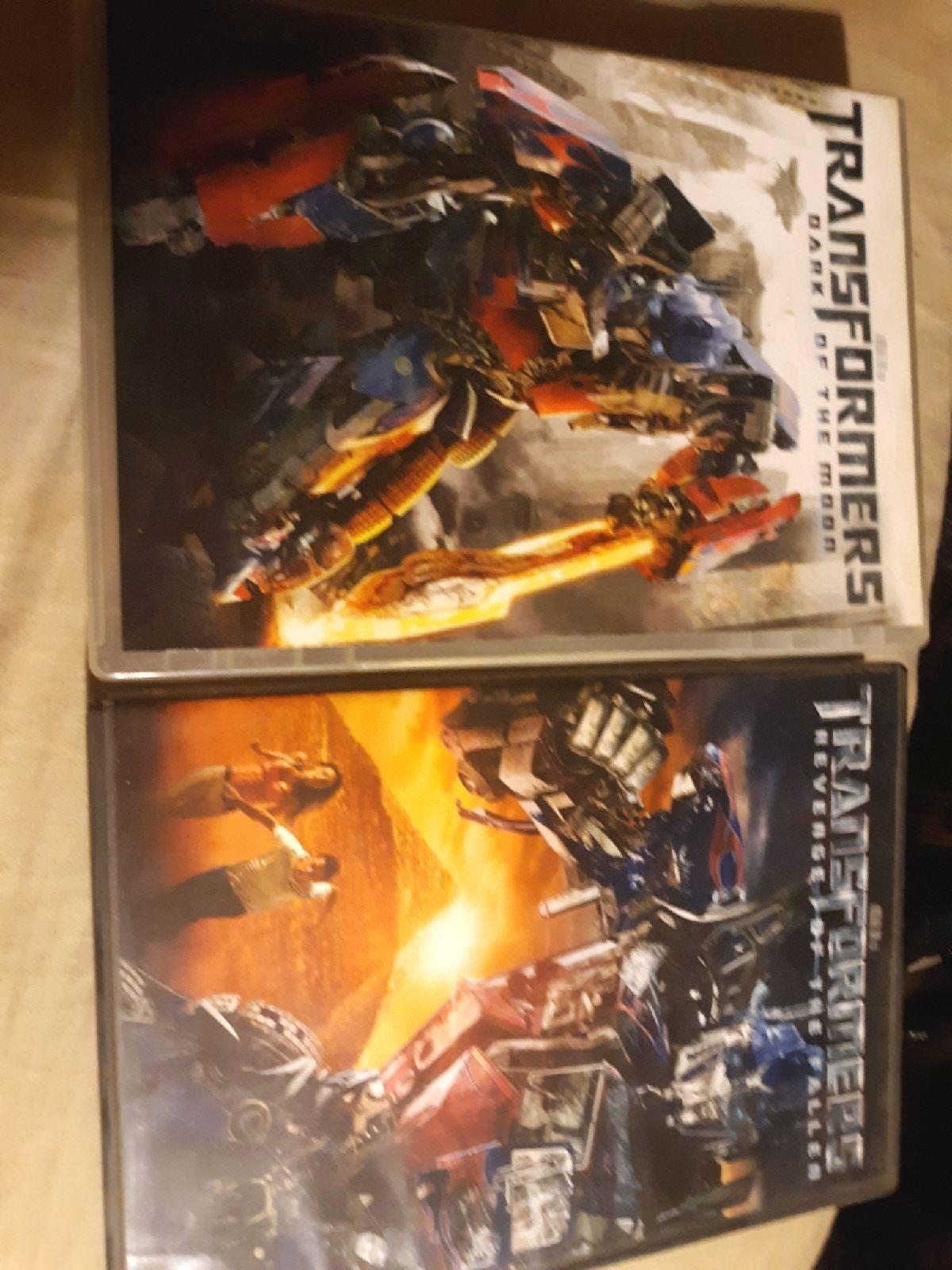Transformers 2 Movie Lot