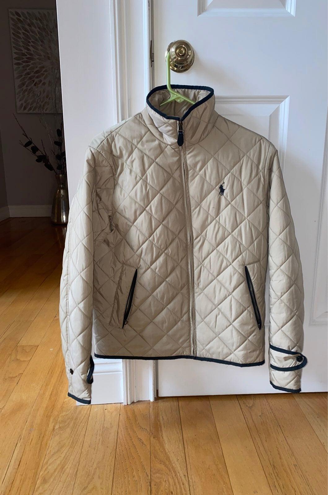 Ralph Lauren Quilted Jacket small