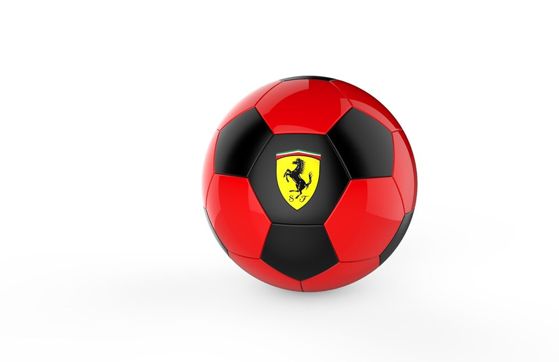 Ferrari No. 5 Limited Edition Soccer Bal