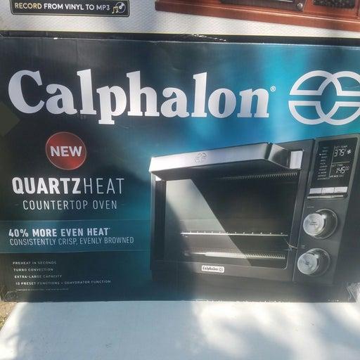 Calphalon Quartz Heat Convection Oven
