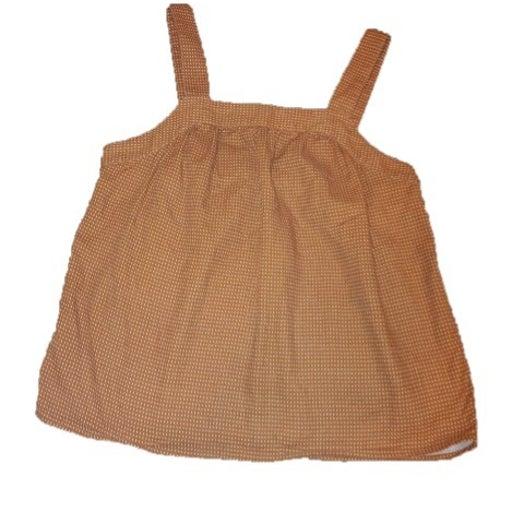 a.n.a Cotton adjustable strap Sun top