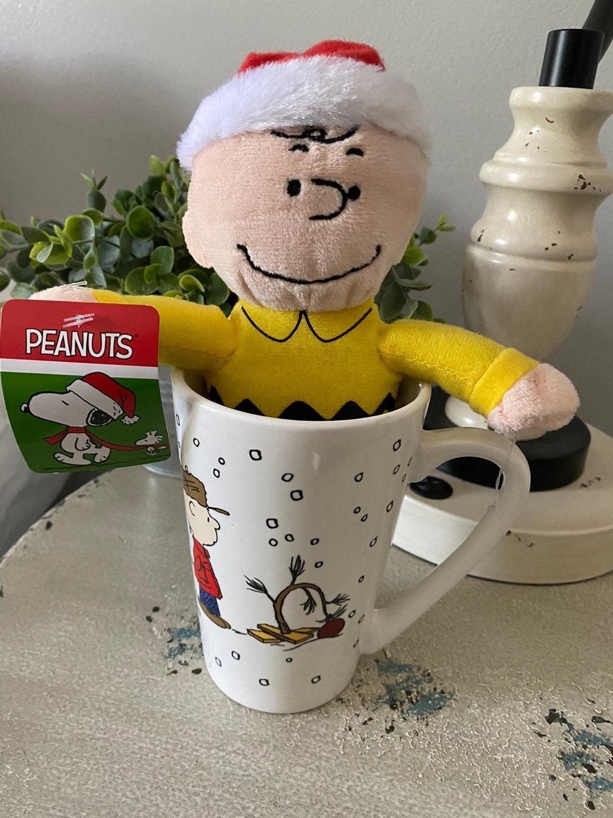 Peanuts Charlie Brown Christmas Mug
