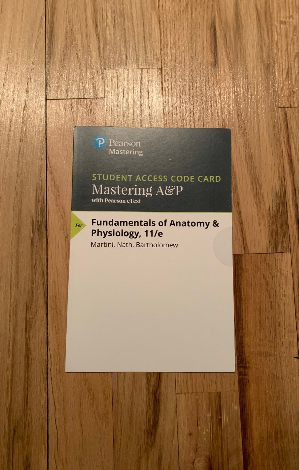 Brand New Access Code for Fundamentals o