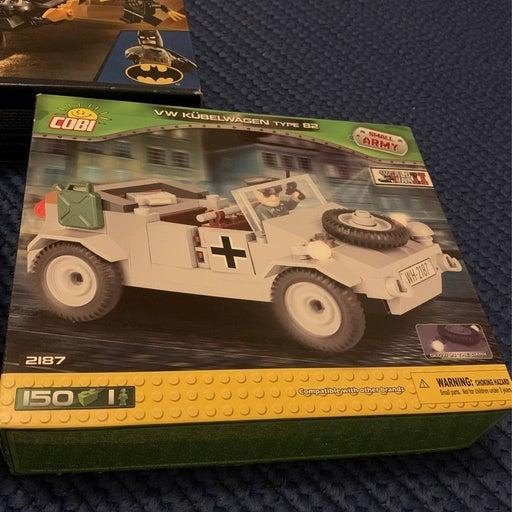 Unopened lego sets