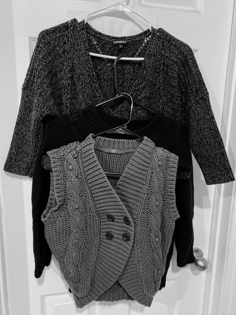 bundle sweater womens