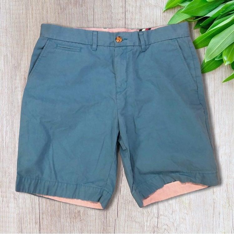 Tommy Hilfiger Pale Blue Chino Shorts