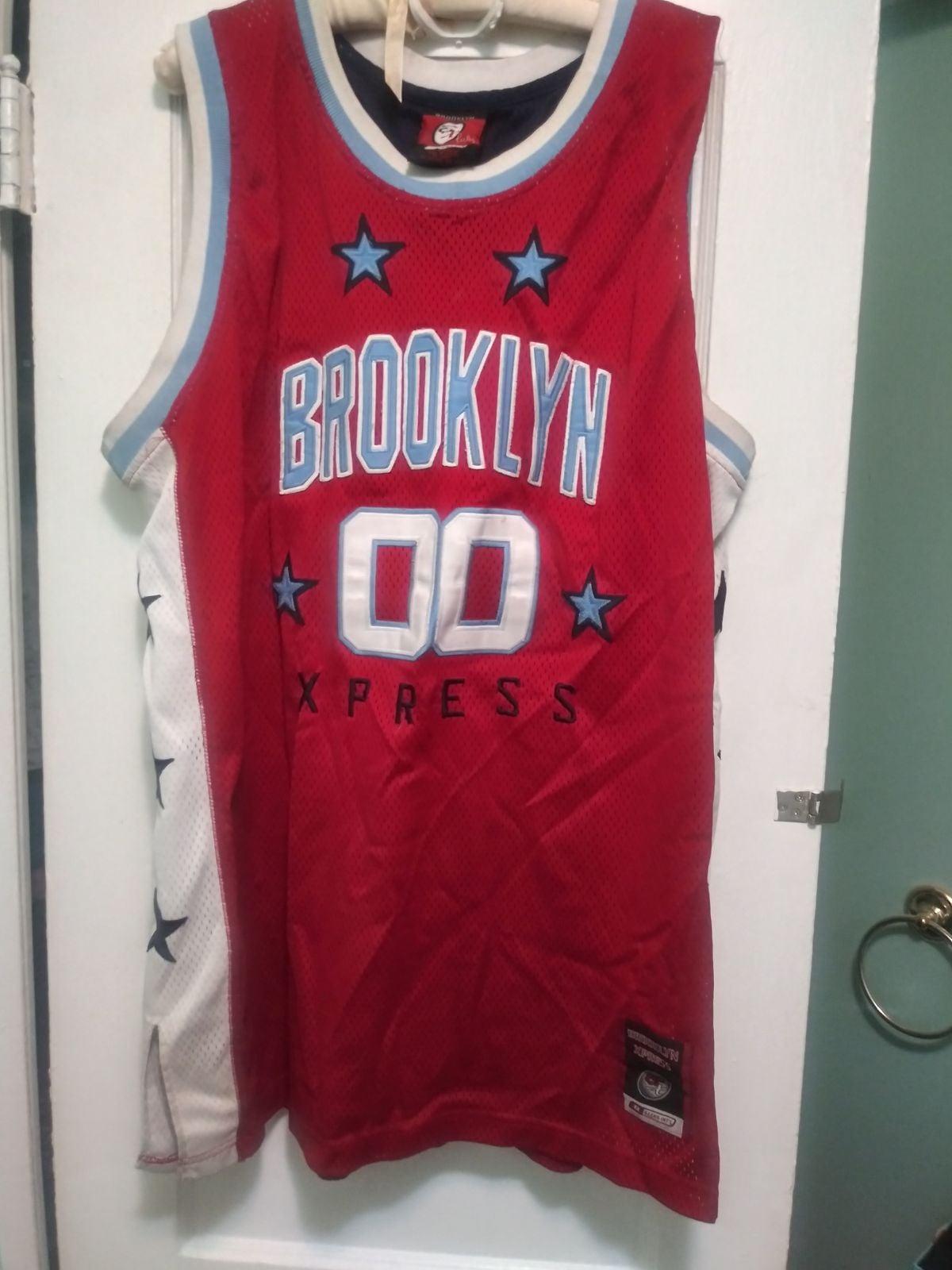 Brooklyn Express Basketball Jersey