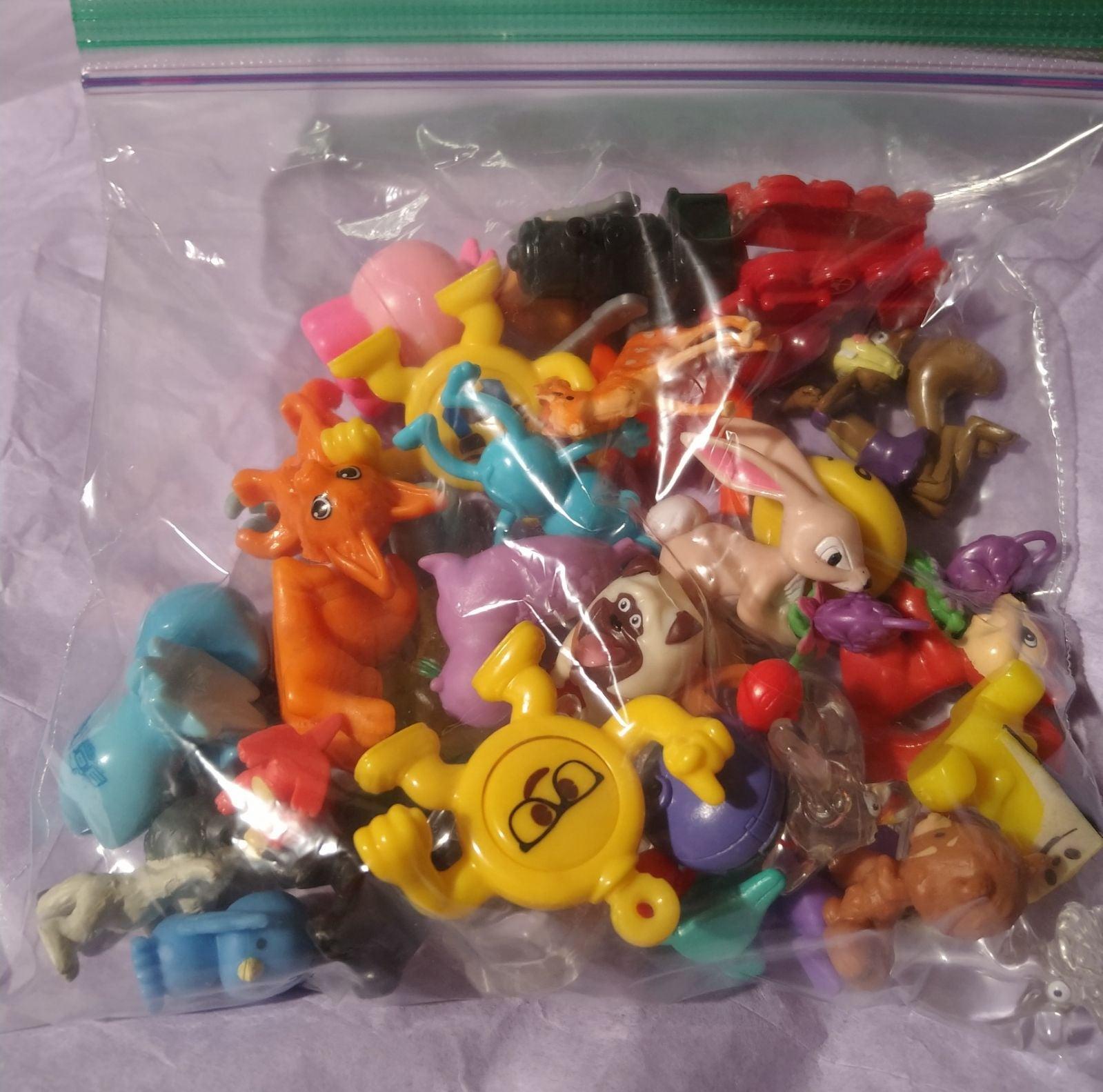 Miniature toy lot