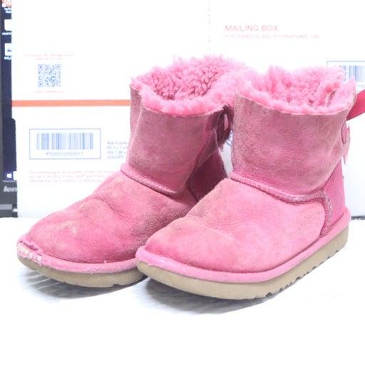 Ugg Pink Girls Boots C12 12