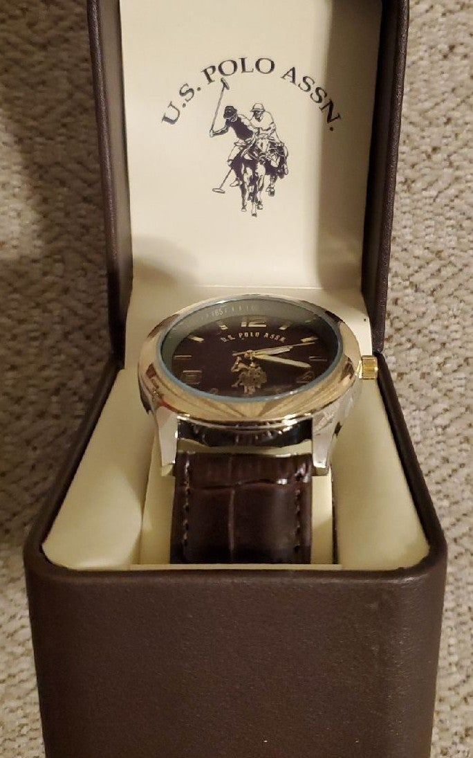 U.S. POLO ASSN. Mens Watch