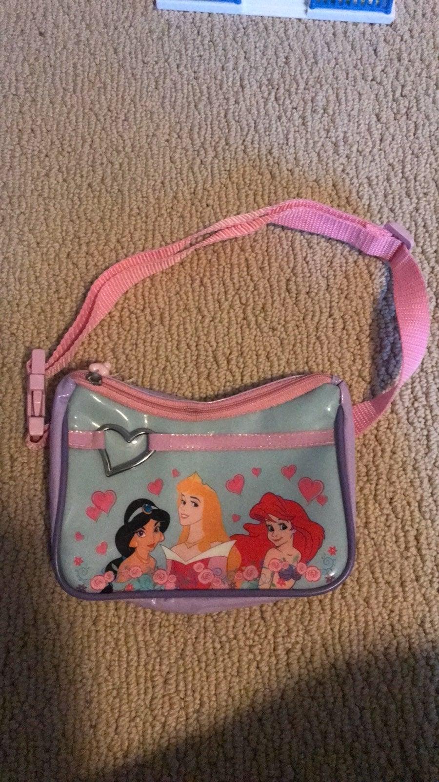 Disney travel pouch