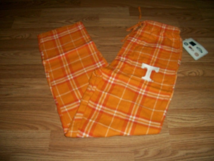 College Concepts Tennessee Flannel Pants