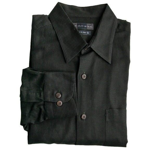 Hart Schaffner Marx Shirt Size L #00234