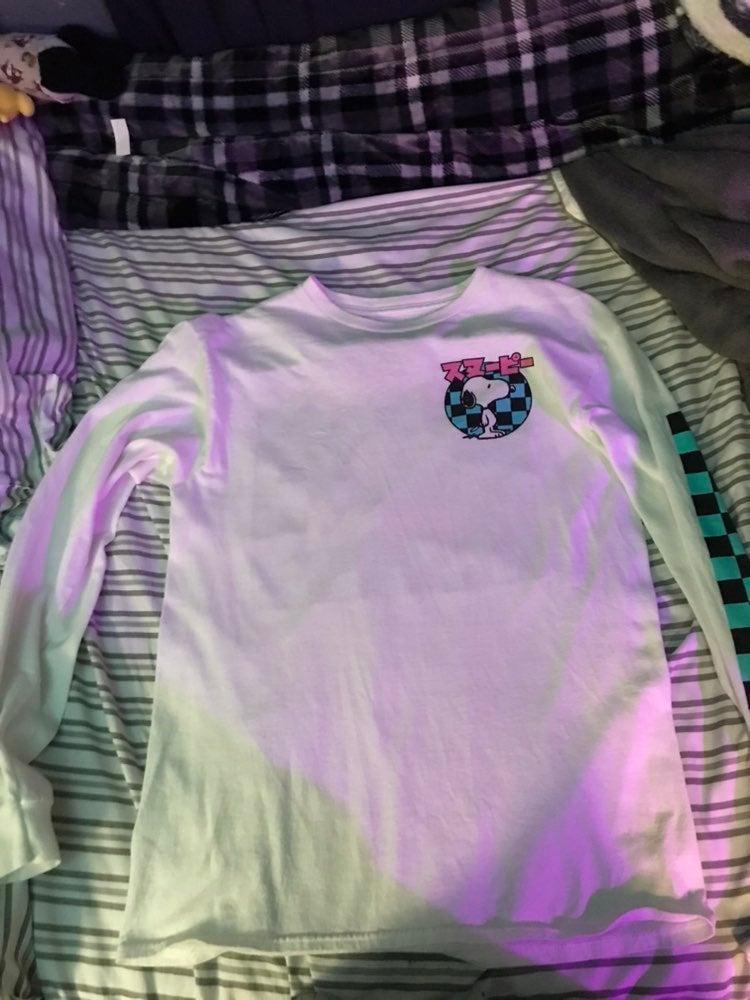 Japanese Snoopy Shirt