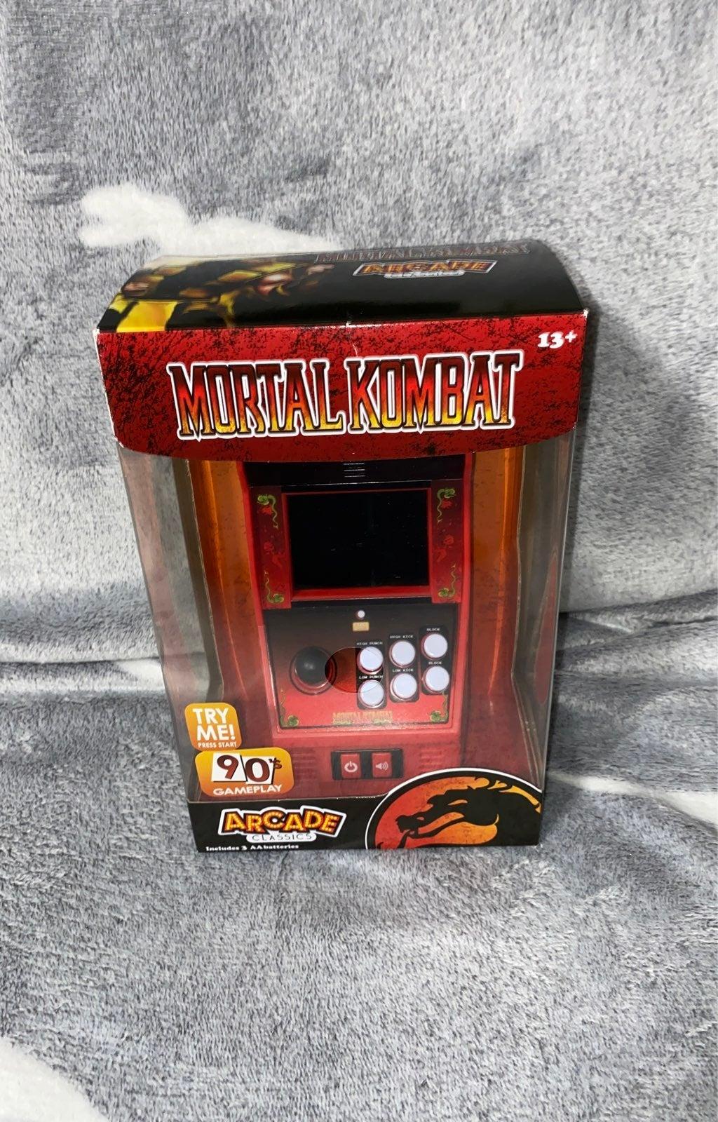Mortal Kombat Mini Arcade Game