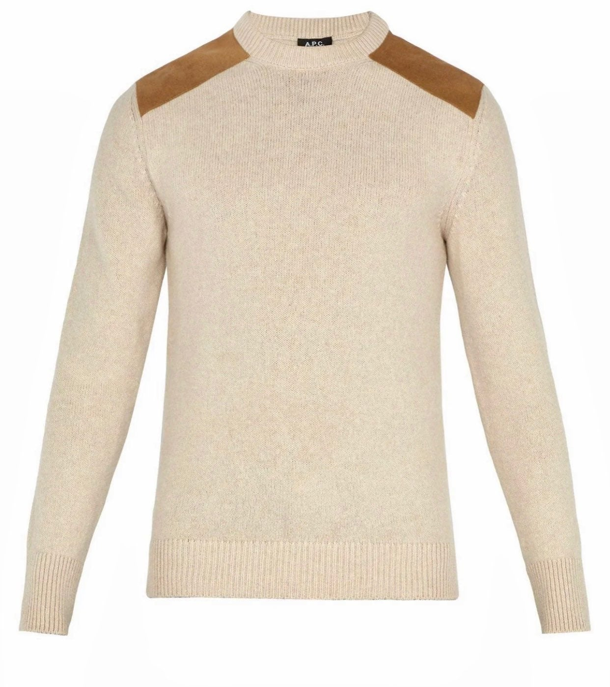 A.P.C (Pull Carsten) 100% Wool