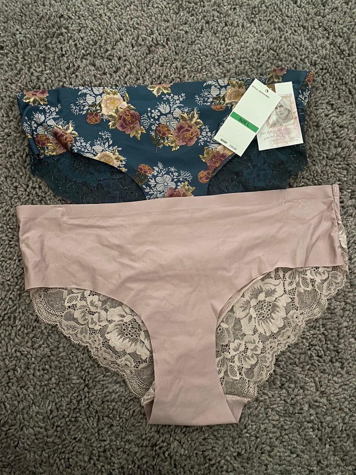Jessica Simpson Panties