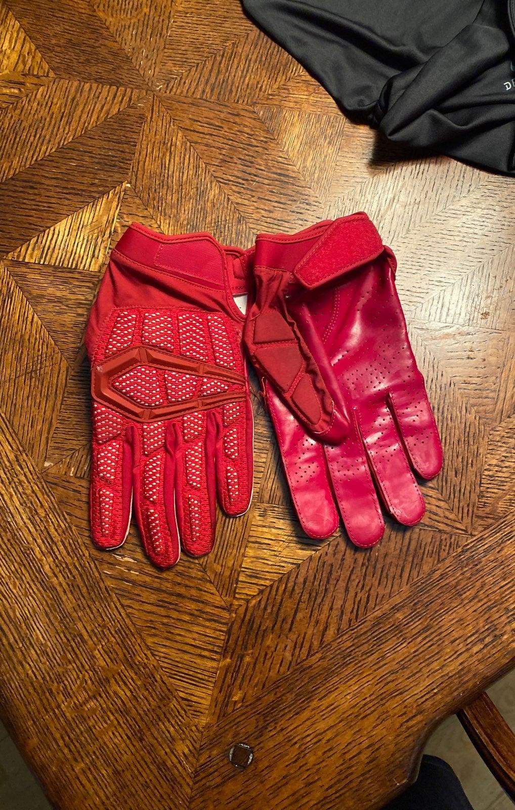 Cutter football gloves