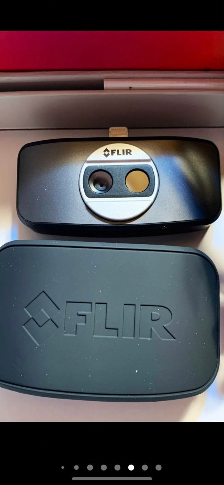FlirOne Thermal imaging Camera for Iphon