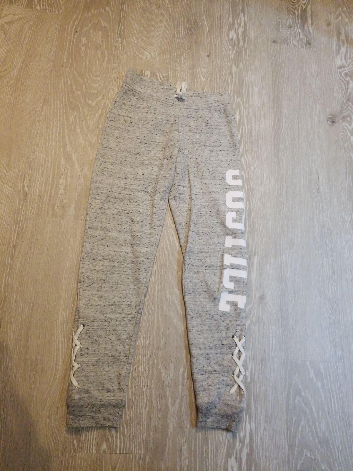 Girls Sz 10 Justice Sweat Pants