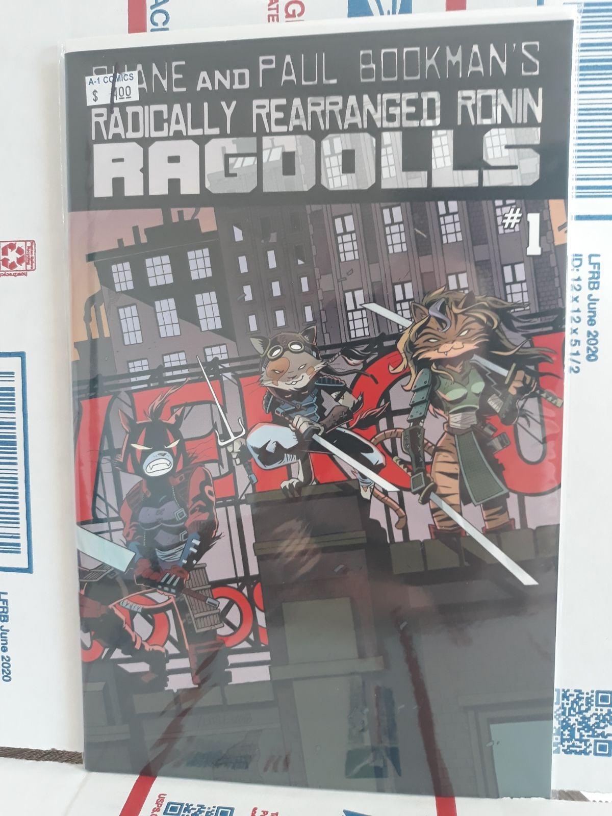 Ragdolls #1 comics