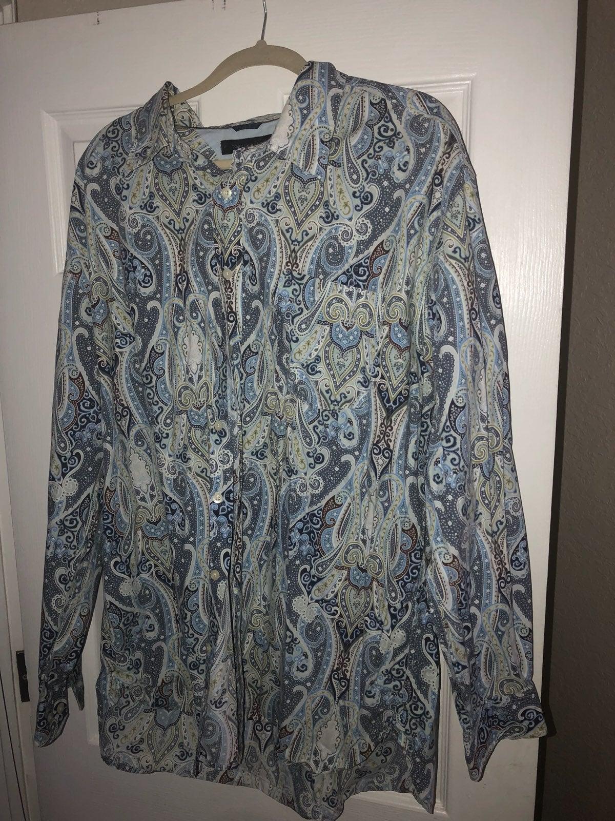Tommy Hilfiger Men's Dress Shirt