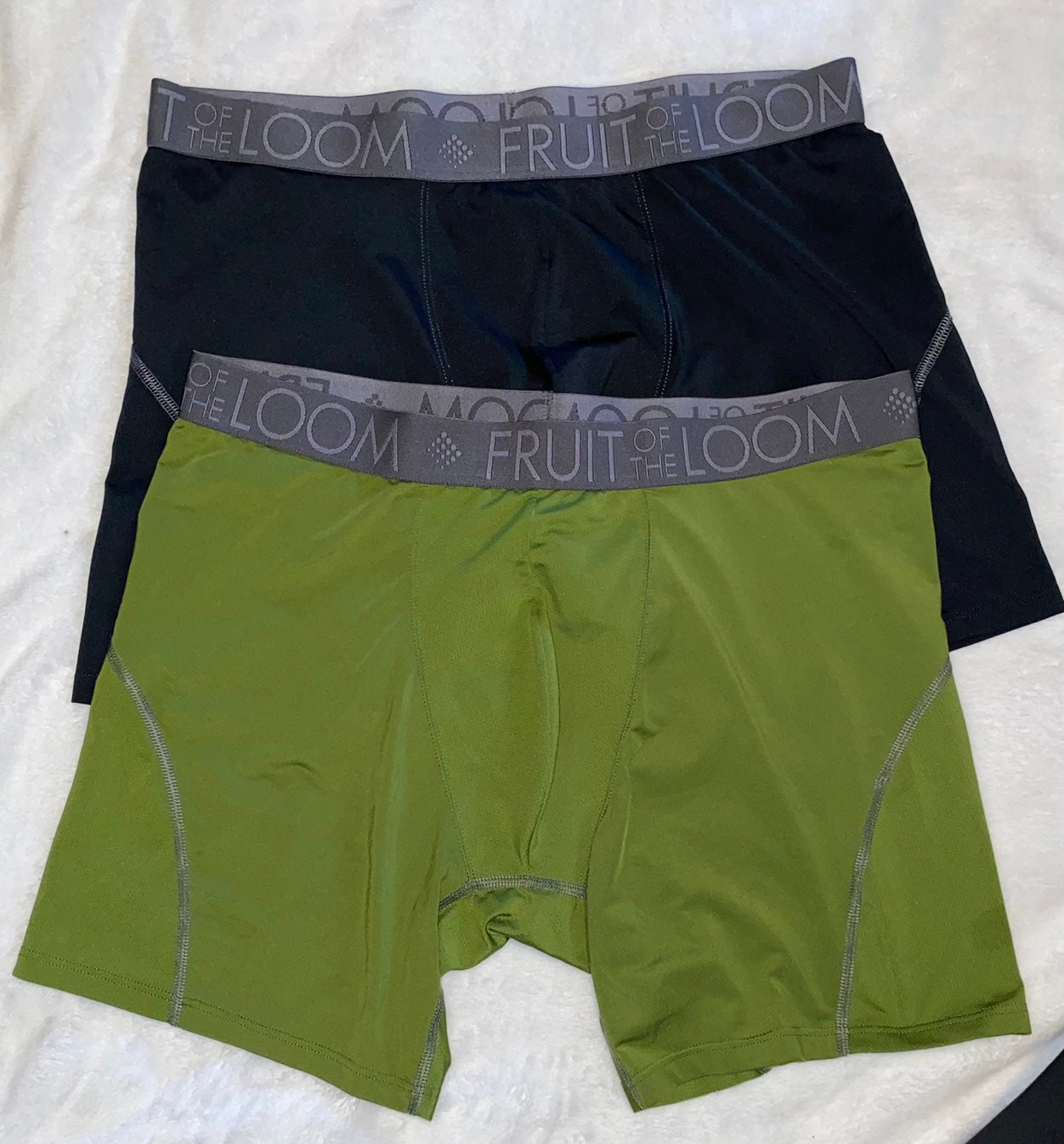 Breathable Boxer Briefs XL Athletic NEW