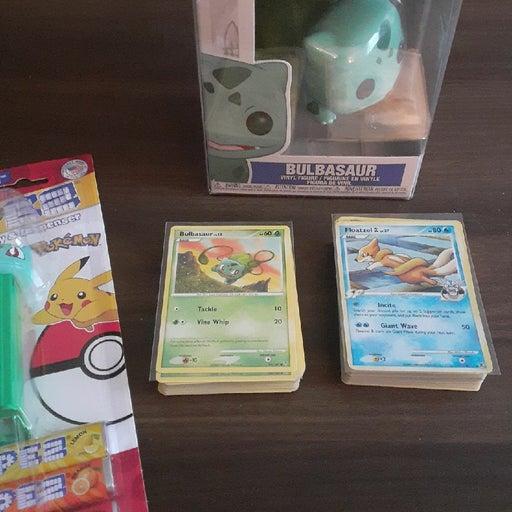 Bulbasaur Pokemon Lot