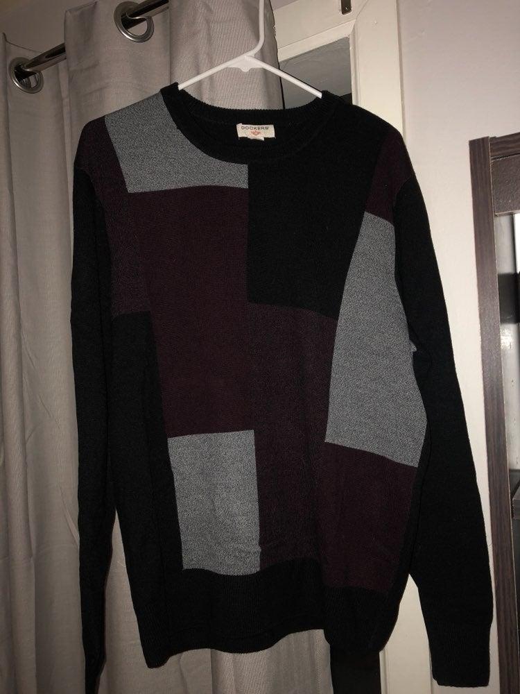 Docker's Sweater