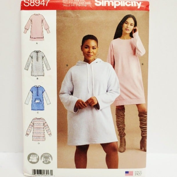 Simplicity S8947 Sewing Pattern 4-26