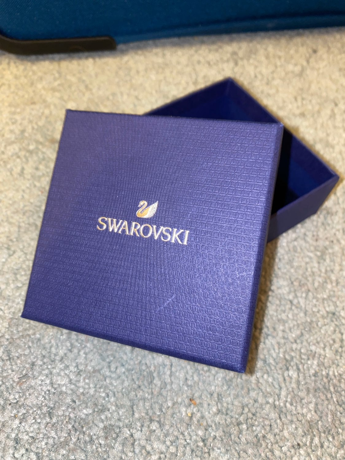 Large AND small swarovski boxes