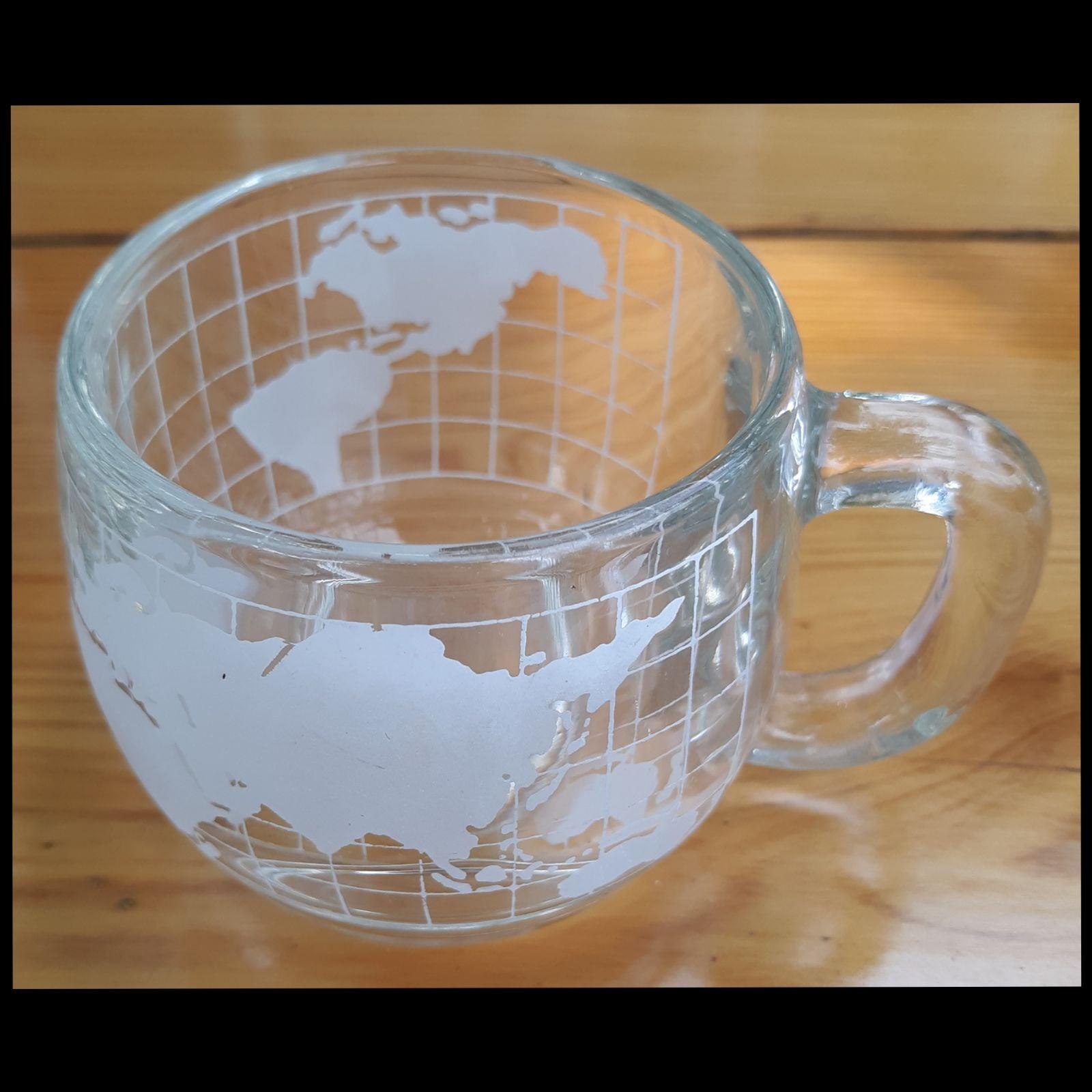 Nestle Nescafe World Globe Coffee Cup