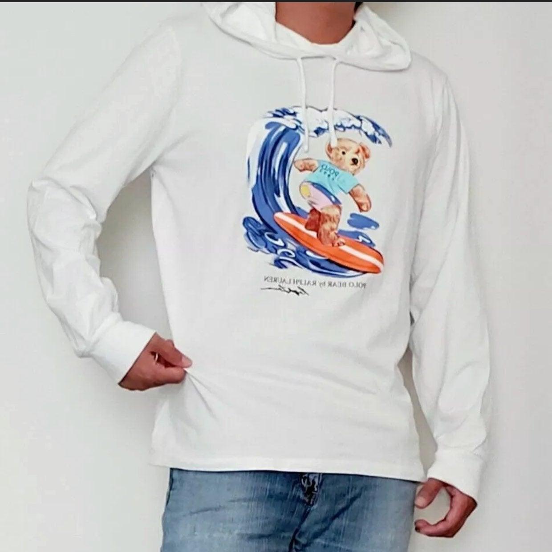 POLO RALPH LAUREN Surf Bear Hoodie