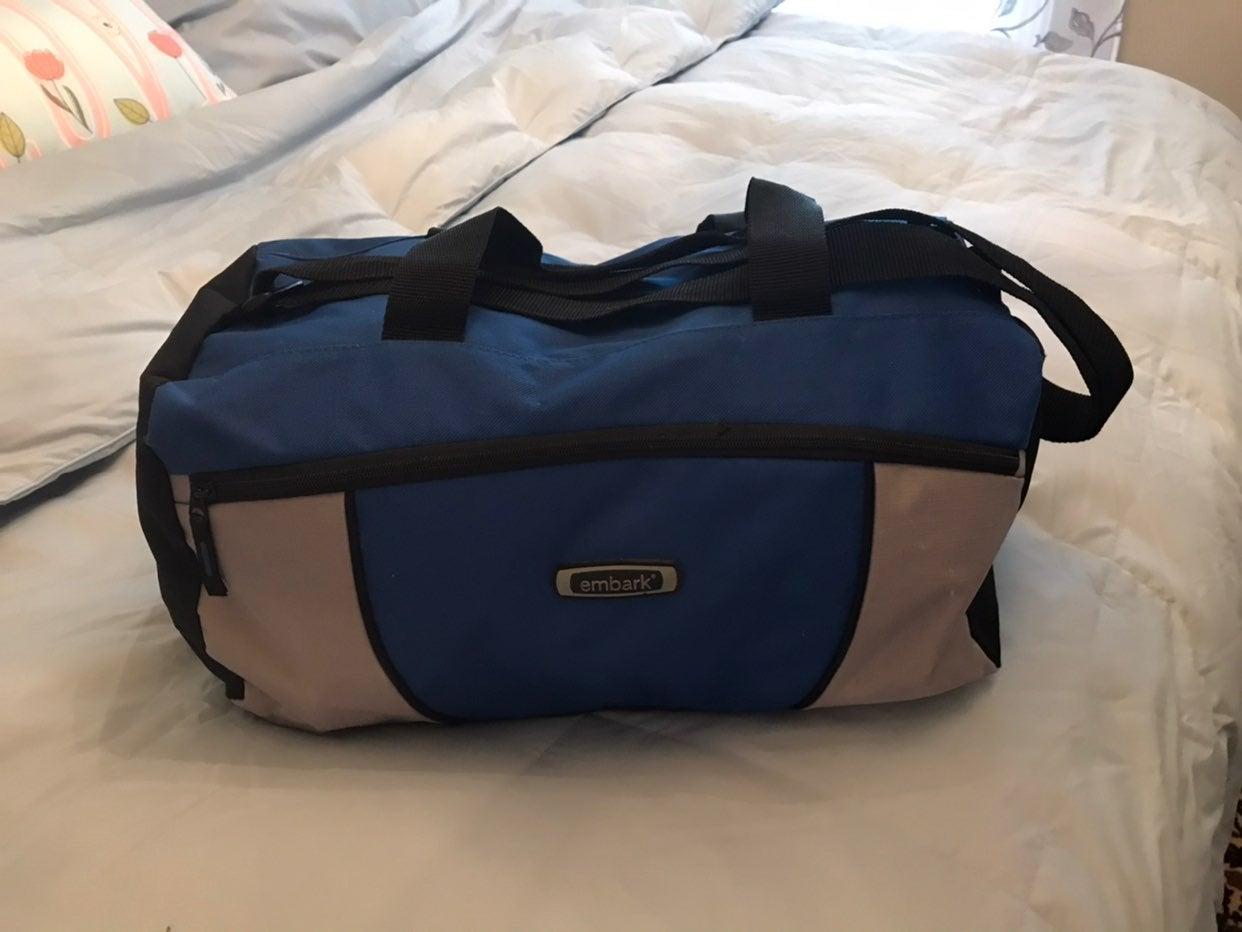 great gym/travel bag