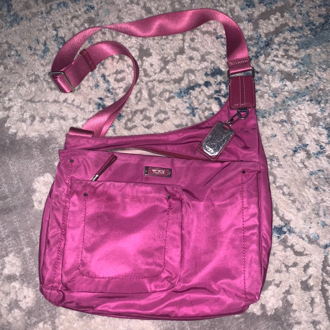 Tumi Voyager Nylon Crossbody Bag
