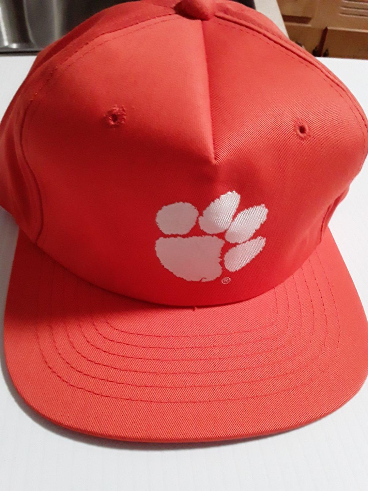 Clemson Tigers cap