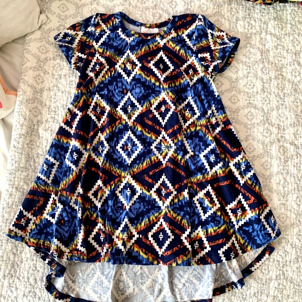 Size 4 LuLaRoe Scarlett Dress