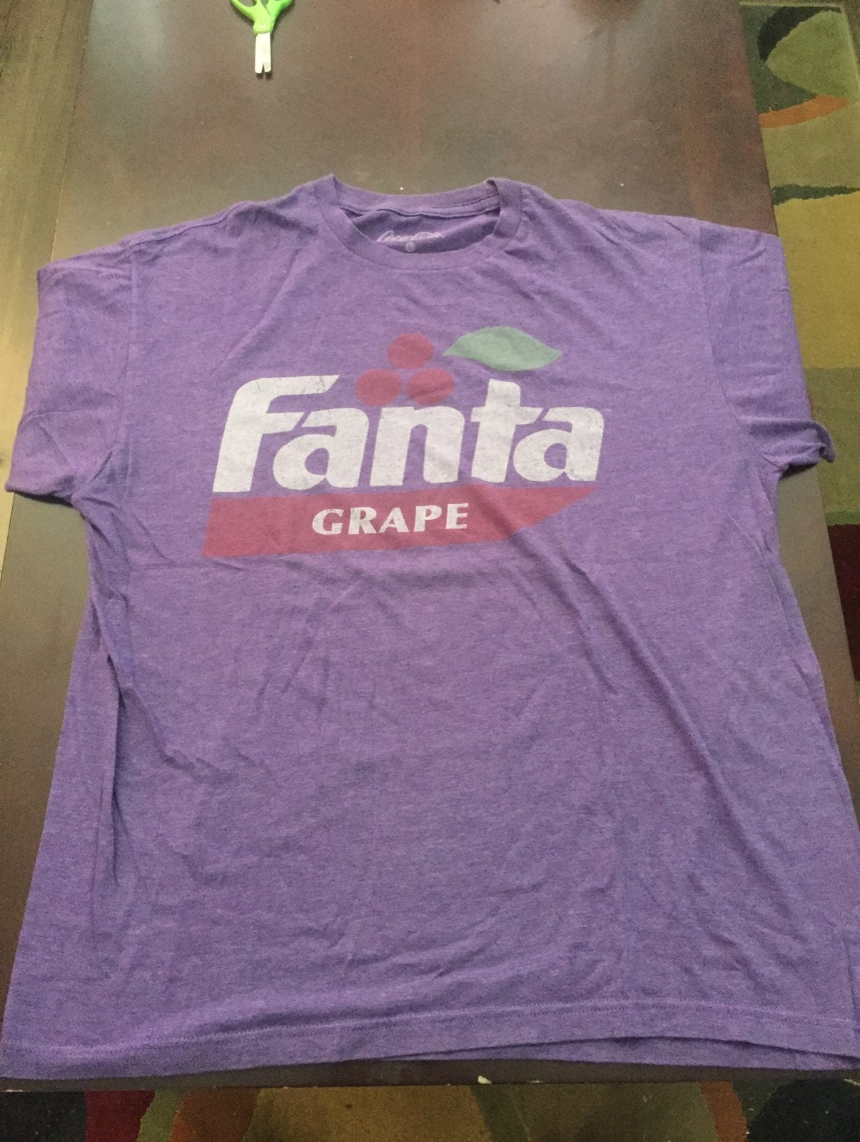 Fanta Grape men's shirt