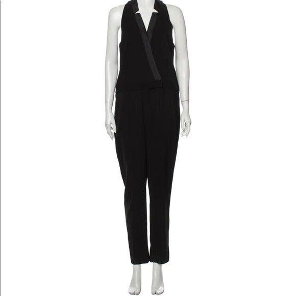Veronica Beard v neck jumpsuit sz 4.